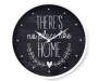 12 INCH CLOCK HOME WITH YOU