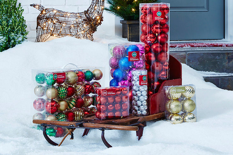 Save Up to 20 Percent Shop Ornaments