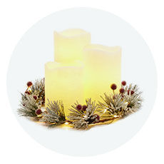 Buy one get one 50 percent off holiday candles
