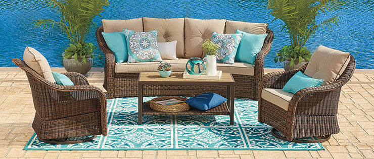 Patio Furniture and Sets
