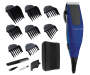 14 Piece Home Stylist Hair Clipper Set silo front with pieces