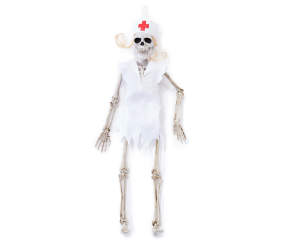 Hanging Skeleton Nurse 16 Quot Big Lots