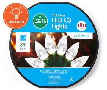 Ge C6 Led Christmas Lights