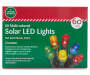 19 Foot Multi Colored Solar LED Lights 60 Count in Package Silo Image