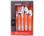 20 Piece Iris Flatware Set Box Package Silo Image