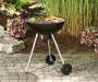 "21.5"" Round Kettle Charcoal Grill on Patio"