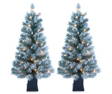 weekly deals big lots - Big Lots Pre Lit Christmas Trees
