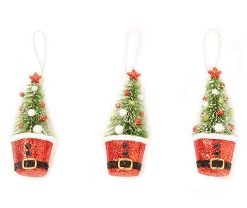 600 - Christmas Tree Ornaments