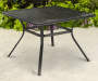 "40"" Pinnacle Slat Top Patio Table"