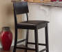 43 inches Black Contemporary Barstool lifestyle