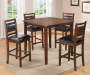 5 Piece Wooden Pub Set Room View