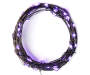 50CT MICRO LIGHTS- PURPLE-BATTERY OPERATED