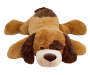 55IN JUMBO PLUSH LAYING DOG