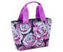 6-Can Amethyst Rose Mini Cooler Tote