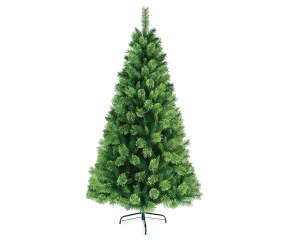 winter wonder lane 65 vail deluxe unlit cashmere artificial christmas tree big lots - 5 Foot Christmas Tree