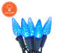 60CT LED BLUE LIGHT SET