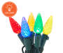 60CT LED MULTI COLOR LIGHT SET