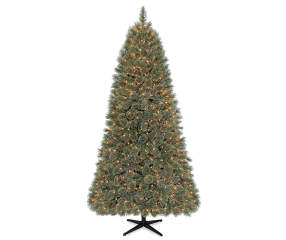 Winter Wonder Lane 7 5 Park City Pre Lit Cashmere Artificial Christmas Tree Big Lots