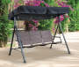 ASPEN THREE PERSON PATIO SWING