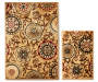 "Adina 2-Piece Rug Set,  (20"" x 30"" & 5' x 6'7"")"