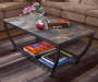 Antigo Rectangular Coffee Table lifestyle