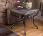 Antigo Square End Table lifestyle