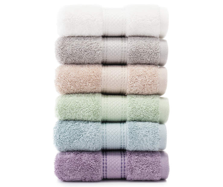 Hand Towels Lot: Aprima 100% Cotton Hand Towels