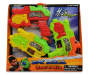 Aqua Zapper Water Guns 3 Pack In Package Silo Image