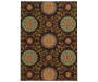 Arbordale Brown Area Rug 5FT3IN x 7FT3IN Silo Image