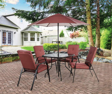 34999 - Garden Furniture Table And Chairs