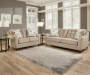 Avalon Tan Loveseat