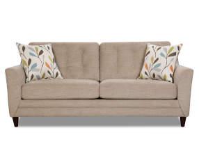 Simmons Avalon Tan Sofa Big Lots