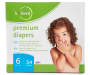 B Loved Diapers Box Size 6 54 Count Box Shot