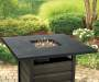 Wilson Amp Fisher Bayshore High Bistro Fire Pit Table Big Lots