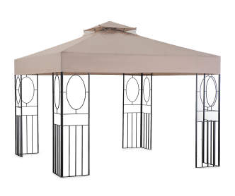 Wilson Amp Fisher Windsor Grill Gazebo 8 X 5 Big Lots