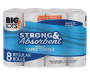BIG LOTS 8R 48CT PAPER TOWEL