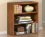 Bank Alder 3 Shelf Bookcase Decorated Room View