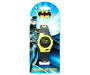 Batman Kids Flashing Light Up Watch in Package Silo Image