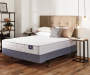 Bayport Firm Mattress On Bed Room Environment Lifesytle Image