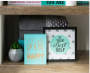Be Your Best Self Framed Plaque Lifestyle Image On Shelf