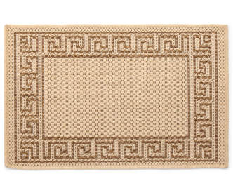 cabana style navy aqua patio rug 20 x 30 big lots