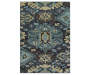 Benton Navy Area Rug 5FT3IN x 7FT6IN Silo Image