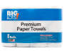 Big Lots Paper Premium Paper Towels, 8-Rolls 48 count
