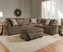 Big Top Sectional Room Group Shot with ottoman