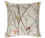 Birds & Branches Throw Pillow Silo