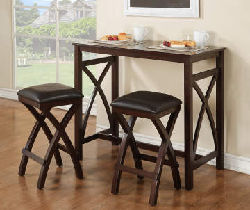 15999 3 Piece Breakfast Dining Set