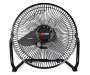 Black 9 Inch High Velocity Fan Silo Image