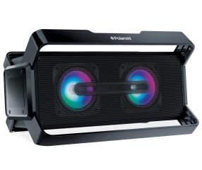 Polaroid Black Bluetooth 174 Led Boombox Speaker Big Lots