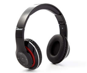 billboard black bluetooth fm radio headphones big lots. Black Bedroom Furniture Sets. Home Design Ideas