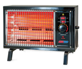 Climate Keeper Deluxe Radiant Heater Big Lots